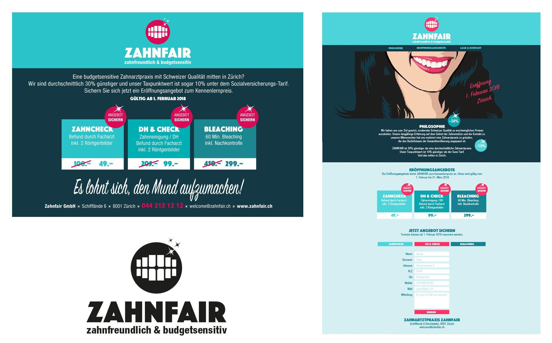 ZAHNFAIR Visual Dope AG